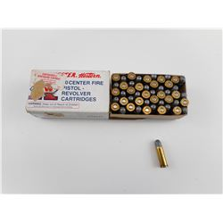 WINCHESTER/WESTERN 32 S&W LONG (32 COLT NEW POLICE) AMMO