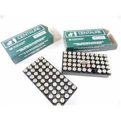 CENTUARE .40 S&W FACTORY RELOADED AMMO