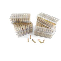 22 LONG RIFLE AMMO