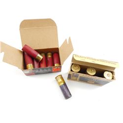 12 GAUGE SHOTSHELLS ASSORTED