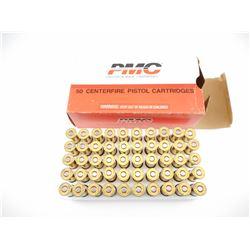 PMC 41 REM MAG AMMO