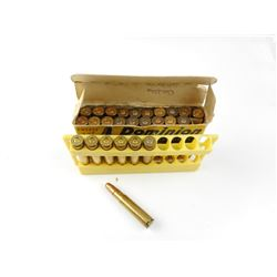 32 WINCHESTER SPECIAL SP, 35 REM AMMO