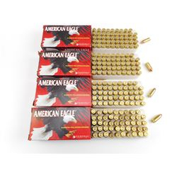 AMERICAN EAGEL 9MM LUGER AMMO