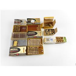 22 LONG RIFLE, 22 SHORT ASSORTED AMMO, BLANKS