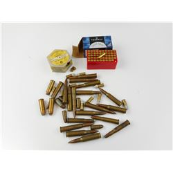 MILITARY AND SPORTING AMMO ASSORTED