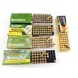 32 S&W, 32 S&W LONG, ASSORTED RELOADED AMMO