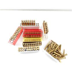 30-30 WIN RELOADED AMMO, 300 WIN MAG AMMO, BRASS CASES