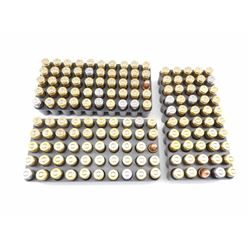 9MM LUGER RELOADED AMMO