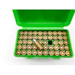 38 S&W RELOADED AMMO