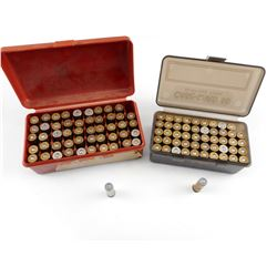 38 SPECIAL WAD CUTTER RELOADED AMMO