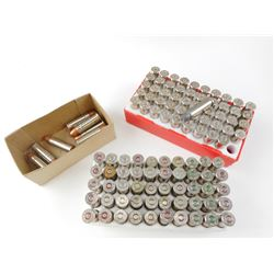 38 SPECIAL ASSORTED RELOADED AMMO