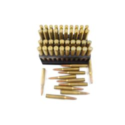 30-06 SPRINGFIELD AMMO, SOME RELOADED