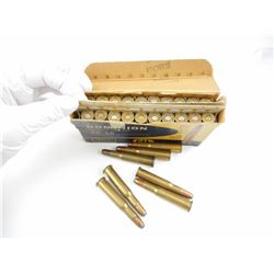30-30 RELOADED ASSORTED AMMO