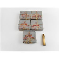 .303 BRITISH WWII DATED AMMO, IN PAPER PACKAGES