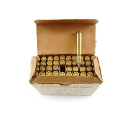 8MM BREDA AMMO, BOX DATED 15 MAR, 1937