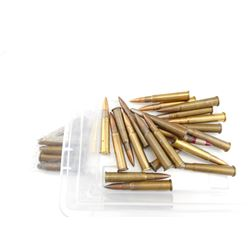 .303 BRITISH FMJ AMMO, BLANKS