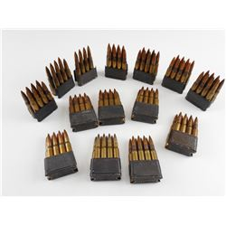 MILITATY .30-06 ASSORTED AMMO, IN ENBLOCS