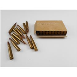 30-06 MILITARY AMMO