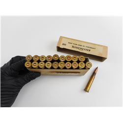 WINCHESTER 303 BALL AMMO