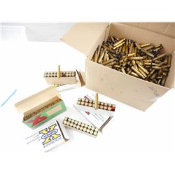 .30-06 BRASS CASES, BOXER PRIMERS POCKET