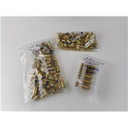 270 WINCHESTER SHORT MAGNUM, 45 ACP, 40 S&W BRASS CASES