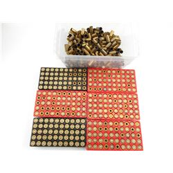9MM ASSORTED BRASS CASES