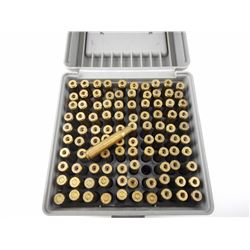 30-06 SPRG BRASS CASES ASSORTED IN MTM AMMO BOX
