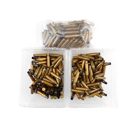 308 BRASS MILITARY CASES