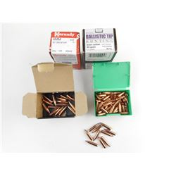 6MM CAL ASSORTED BULLETS