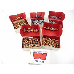 WINCHESTER .357/38 CAL BULLETS