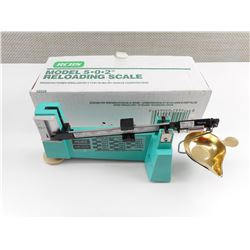 RCBS MODEL 5-0-2 RELOADING SCALE