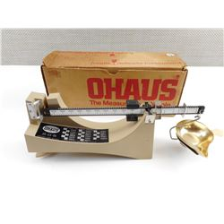 OHAUS RELOADING SCALE