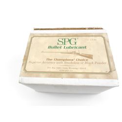 SPG BULLET LUBRICANT