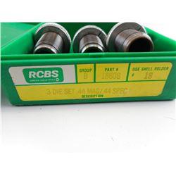RCBS 44 MAG/44 SPL RELOADING DIES