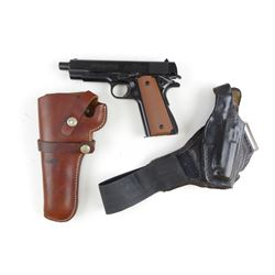 WINCHESTER/DAISY MODEL AIR PISTOL AND HOLSTER