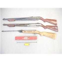 ASSORTED DAISY PELLET GUNS