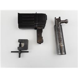 SKS RIFLE MAGAZINE AND PARTS