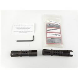 RUGER MINI 14 AND 10/22 MUZZLE BRAKES