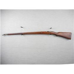 ARGENTINIAN MAUSER MODEL 1909 RIFLE STOCK