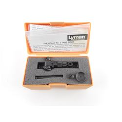 LYMAN NO2 TANG SIGHT FOR WINCHESTER MODEL 94