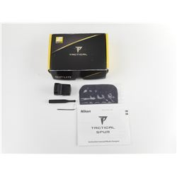 NIKON TACTICAL SPUR REFLEX SIGHT WITH BOX AND INSTRUCTIONS