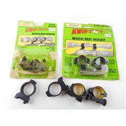 KWIK-SITE SCOPE RINGS/MOUNTS