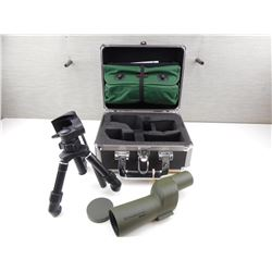 WINCHESTER WT-541 SPOTTING SCOPE IN CASE WITH TRIPOD
