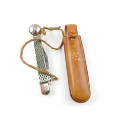 VINTAGE PUMA SOLINGEN GERMANY FISHING/FIGHTING KNIFE WITH SHEATH