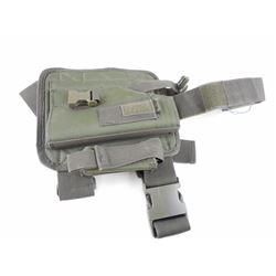 DROP DOWN TACTICAL TYPE NYLON HOLSTER