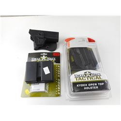 HOLSTERS AND MAGAZINES HOLDERS