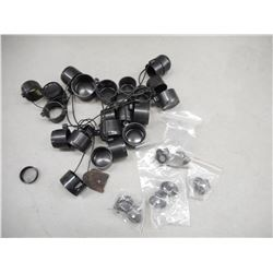 TRIGGER LOCKS AND ASSORTED SCOPE CAP COVERS