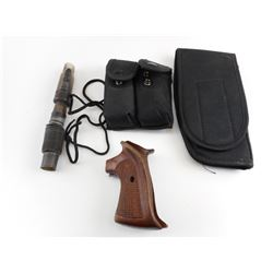 ASSORTED SHOOTING SUPPLIES