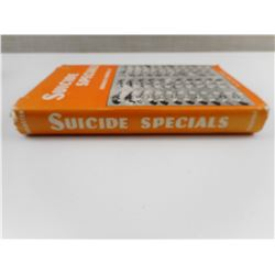 SUICIDE SPECIALS BY DONALD B. WEBSTER, JR