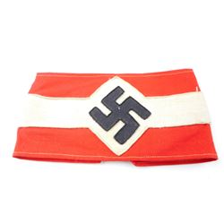 REPRODUCTION HITLER YOUTH ARM BAND